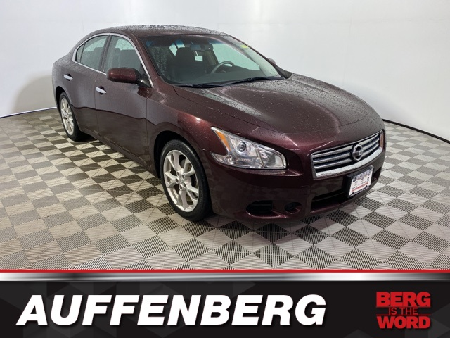Pre-Owned 2014 Nissan Maxima 3.5 S