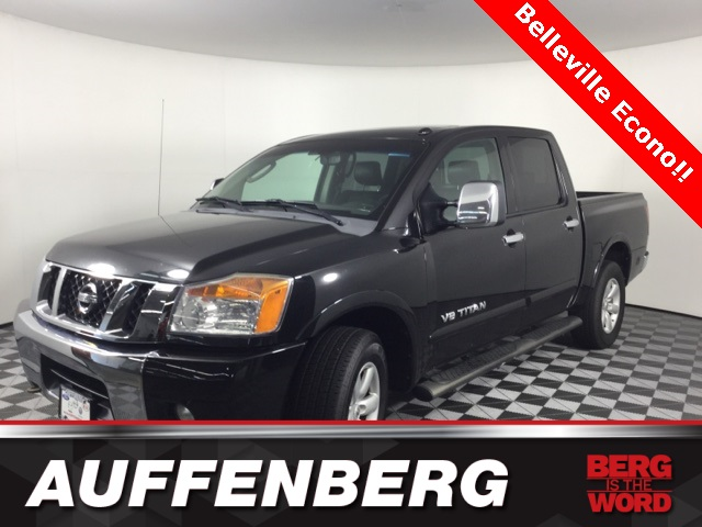 Pre-Owned 2009 Nissan Titan LE