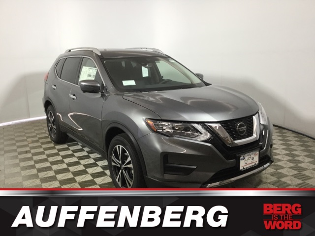 New 2019 Nissan Rogue SV 4D Sport Utility in O'Fallon #92112