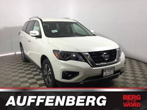 New Nissan Pathfinder For Sale in O'Fallon | Auffenberg Nissan