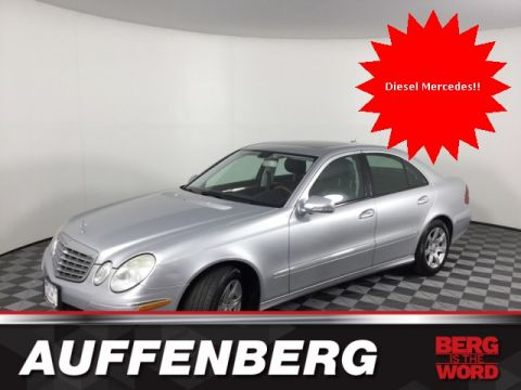 Pre-Owned 2008 Mercedes-Benz E-Class E 320